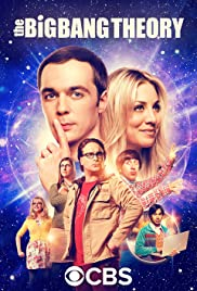 image of The Big Bang Theory cast poster