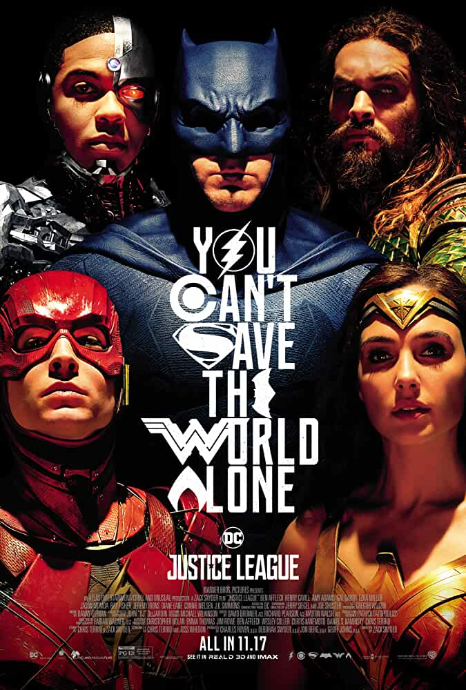 Justice League (2017)[720p - Proper HDRip - Line Auds [Tamil + Hindi + Eng]