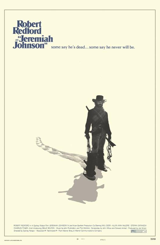 Jeremiah Johnson, John Garrison