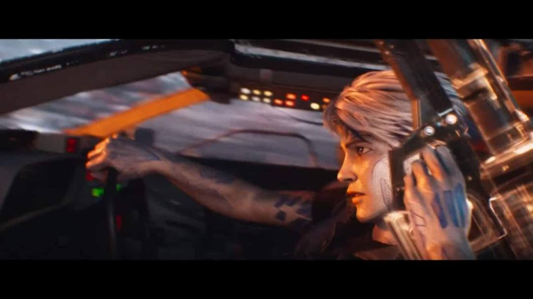 New Ready Player One Trailer Unleashed