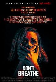 No respires Poster