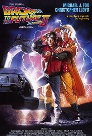 Regreso al futuro II Poster