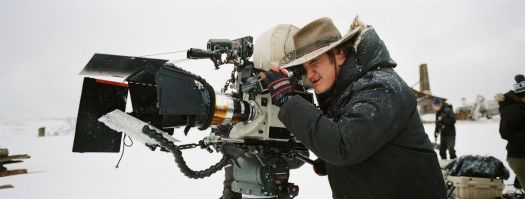 The Hateful Eight, Once Upon a Time in Hollywood, Quentin Tarantino
