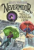 Cover of the Trials of Morrigan Crow