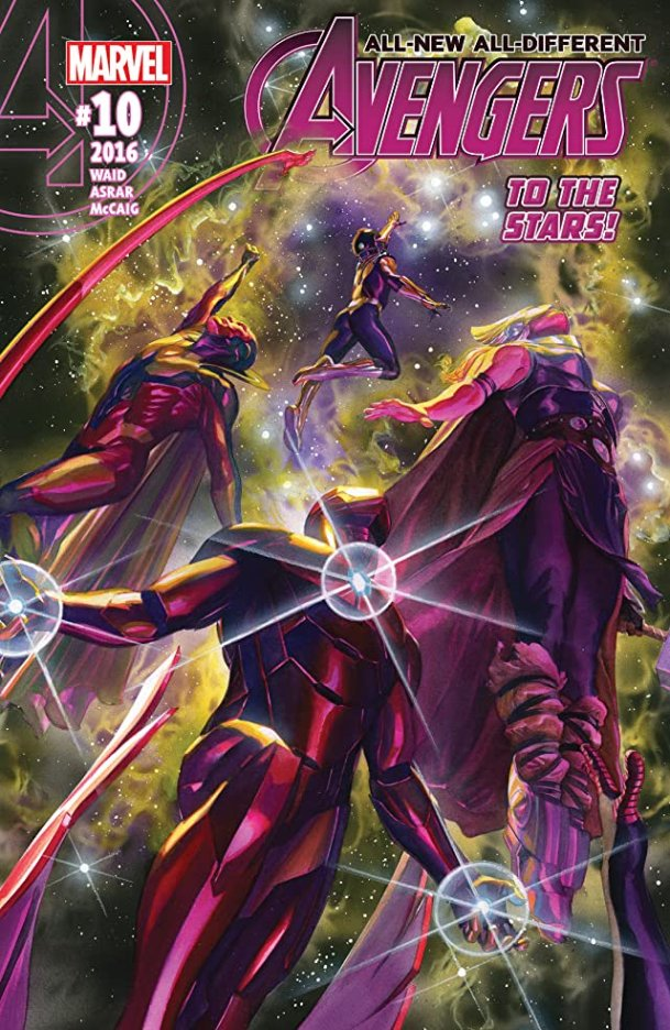 TICGN All-New, All-Different Avengers (2015-) #10