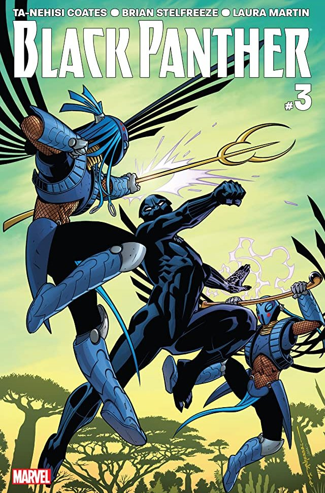 TICGN Black Panther (2016-) #3