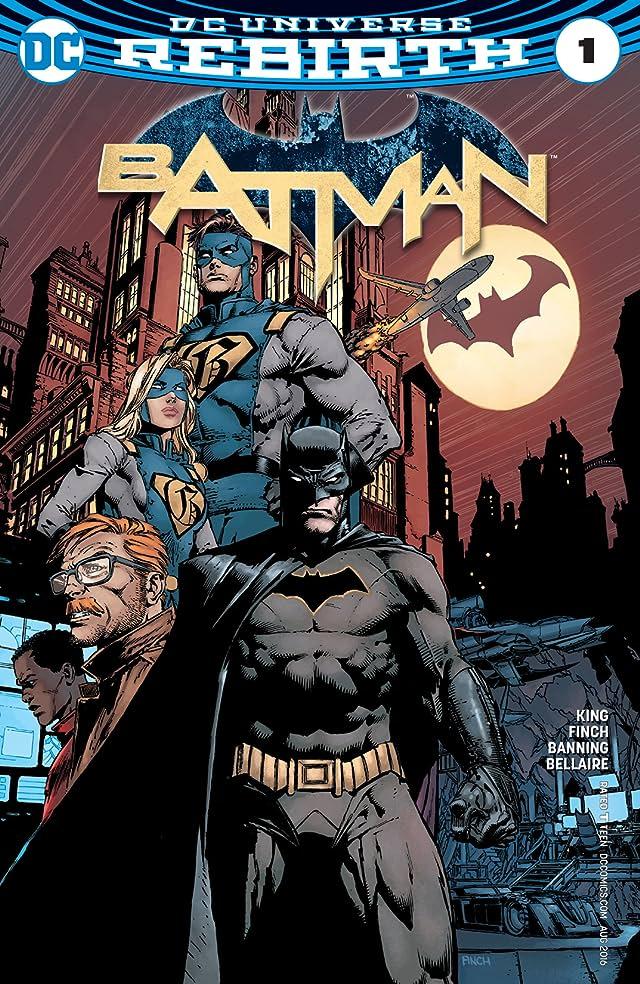 TICGN Batman (2016-) #1