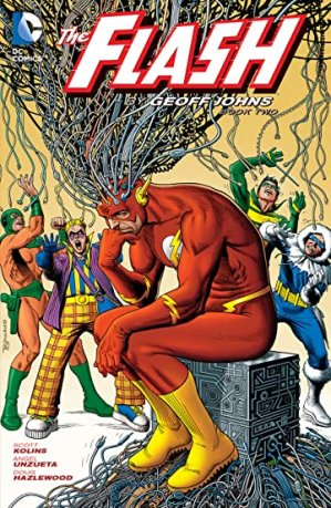 Image result for Flash geoff johns