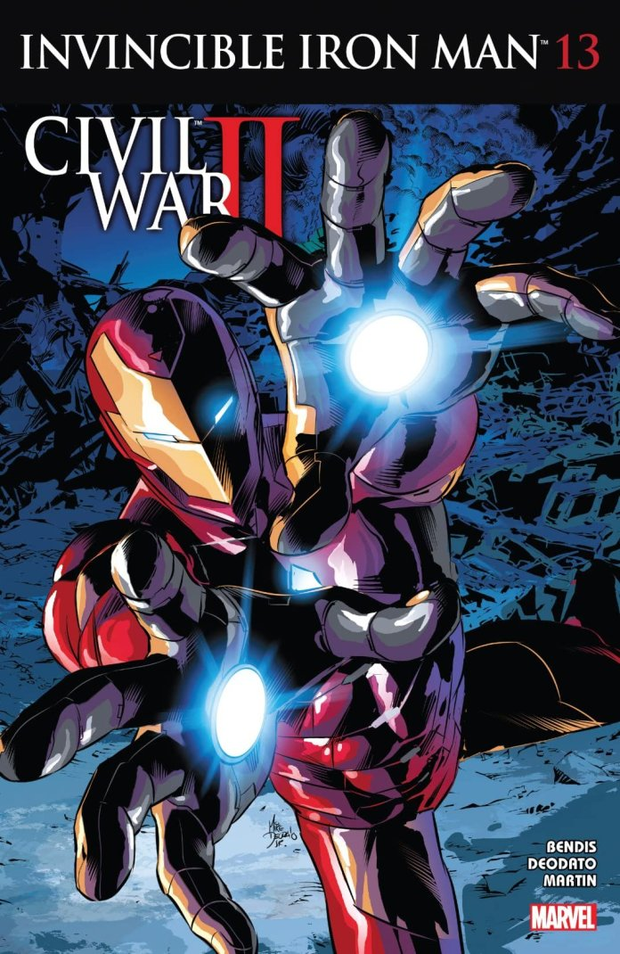 Invincible Iron Man (2015-) #13