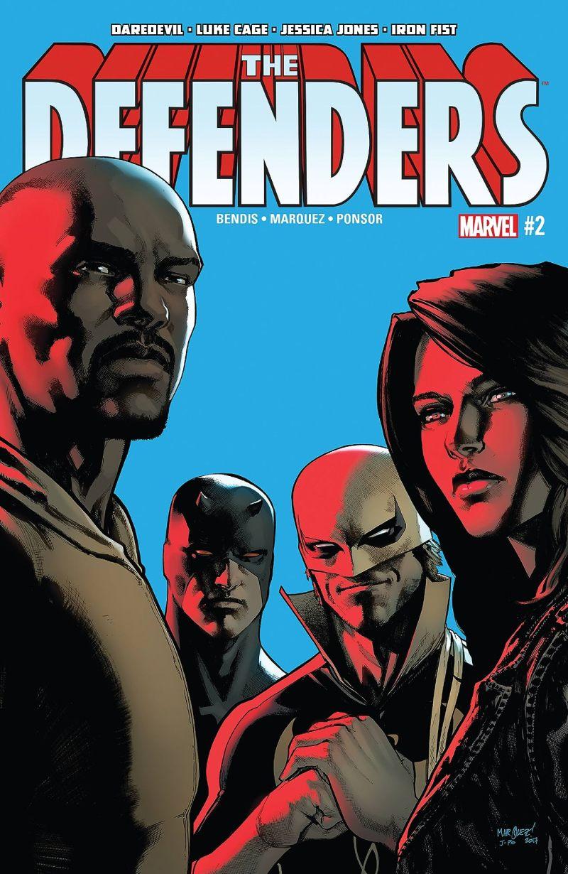 Defenders (2017-) No.2