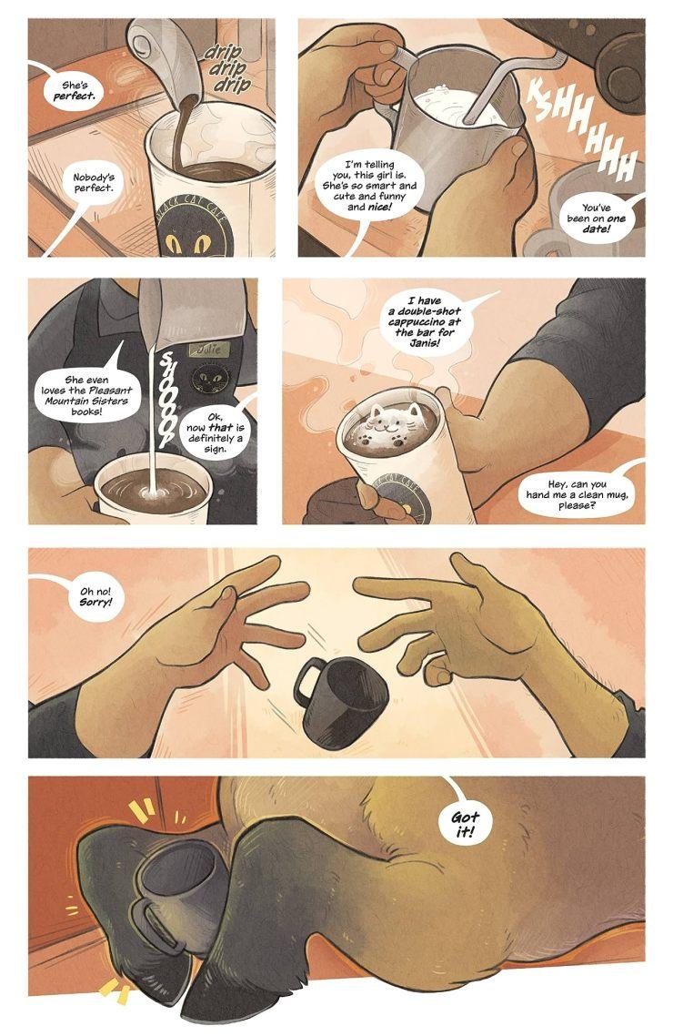 Moonstruck #1 Review