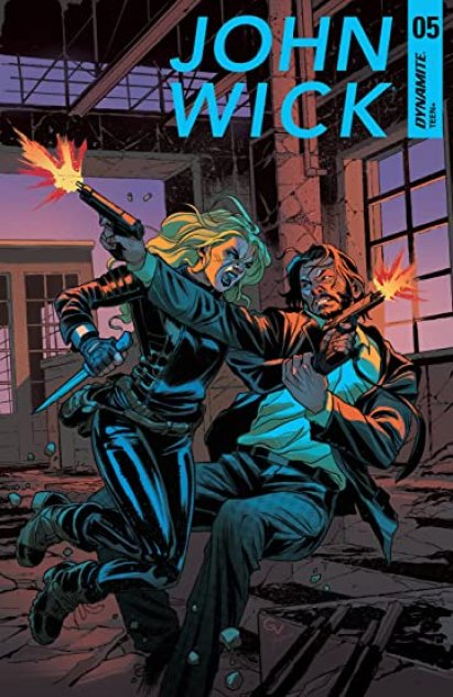 Image result for john wick issue 5