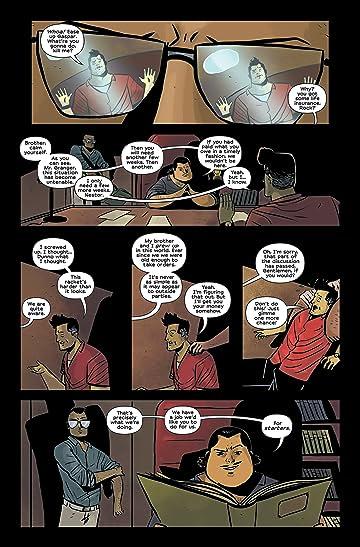 Short Order Crooks #1 - Comics by comiXology