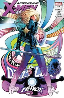 Image result for astonishing x-men 14