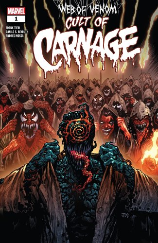 Image result for web of venom cult of carnage 1