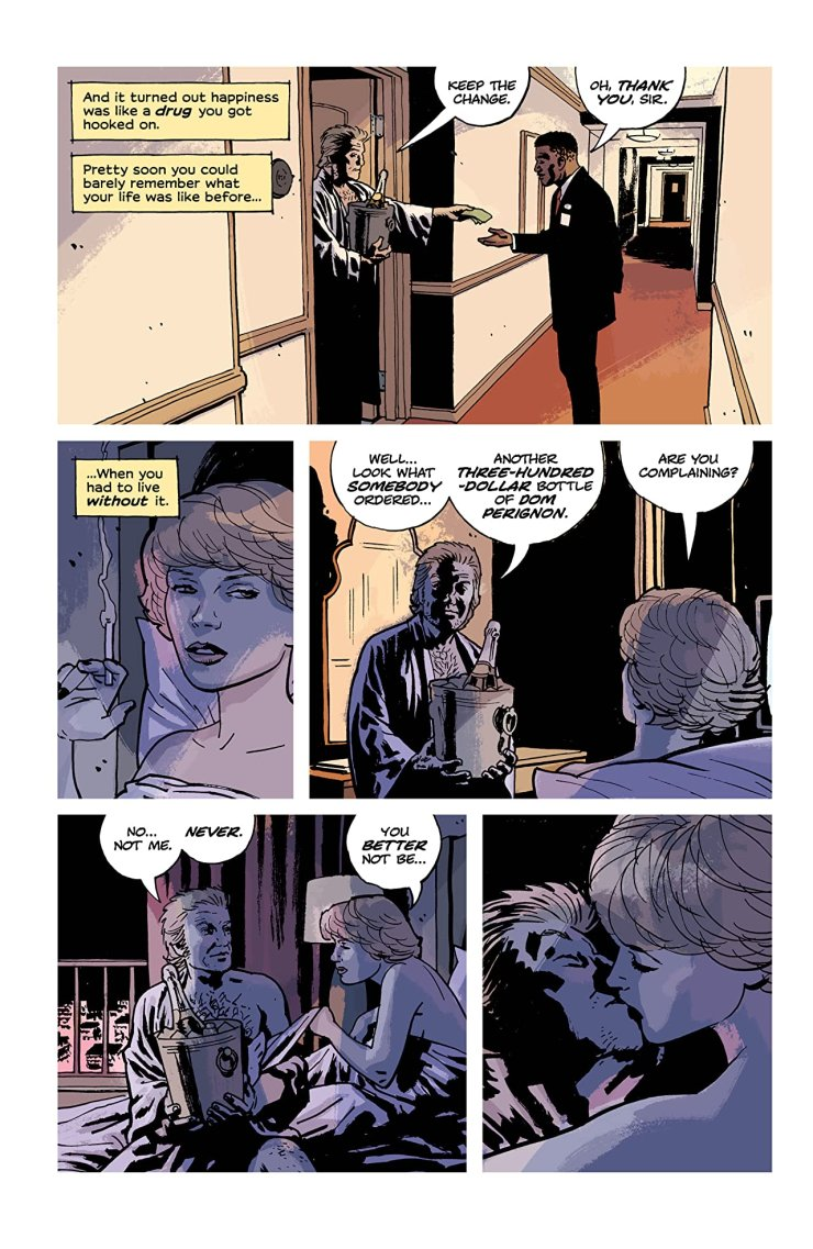Criminal #6 review