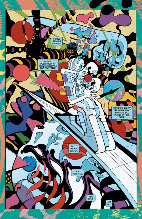 Comic Review: Silver Surfer Black #5 - Sequential Planet