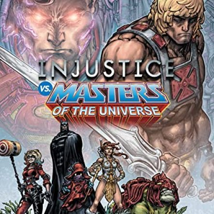 Image result for Masters of the Universe vs. Injustice