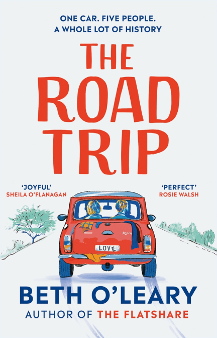 The Road Trip Review: A Second Chance Romance that will Stick in your Mind for a While