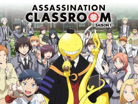 Prime Video: Assassination Classroom - Season 1