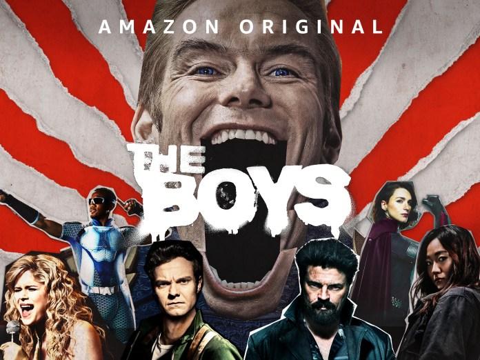 Prime Video: The Boys - Season 1