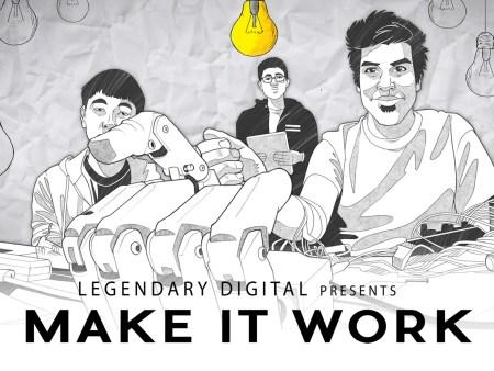 Prime Video: Make It Work ( 1 season)