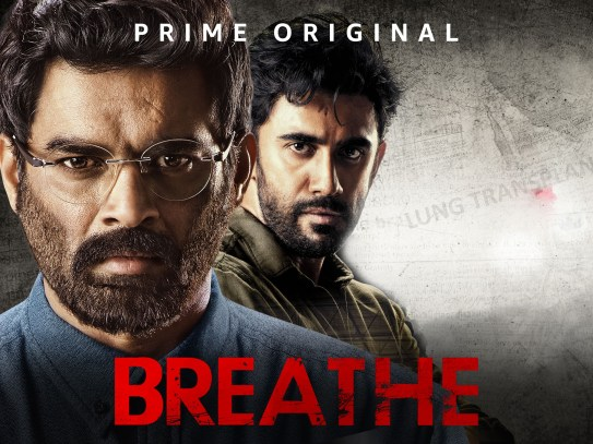 Amazon Prime Original Breathe  Hindi web series