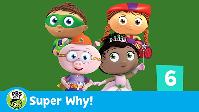 Watch Super Why Season 1 Prime Video
