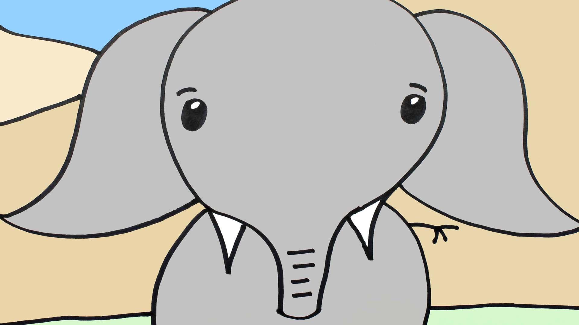Amazon Com How To Draw An Elephant Video Drawing Lesson Em Winn Em Winn