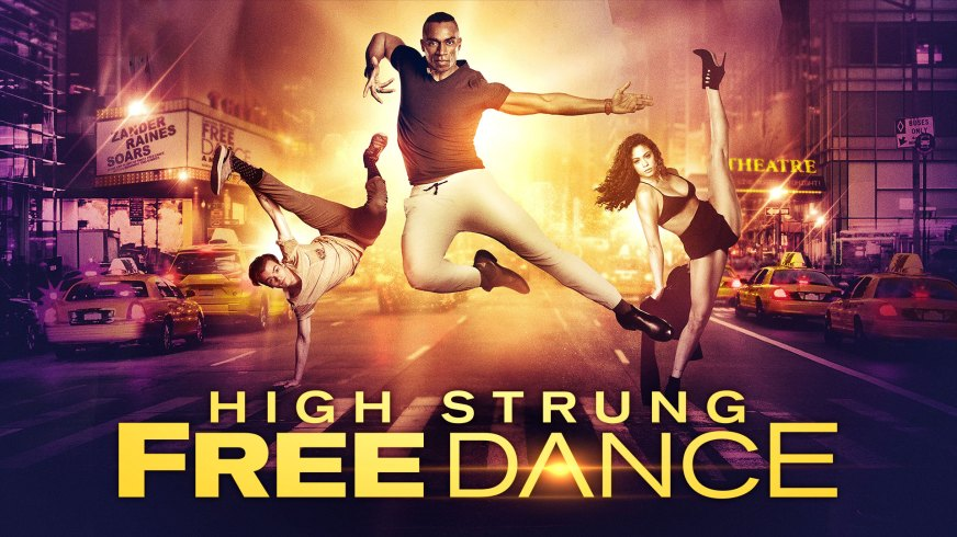 Watch High Strung Prime Video