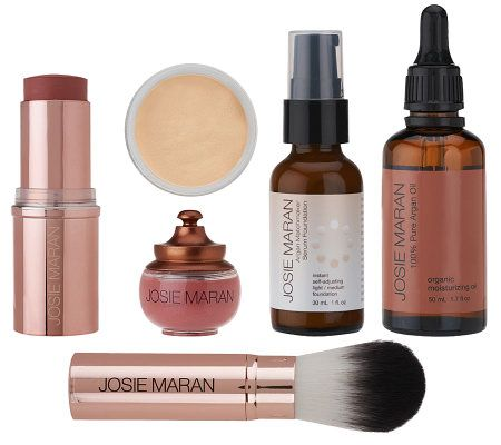 Josie Maran Argan Beauty Practice 5-pc Collection
