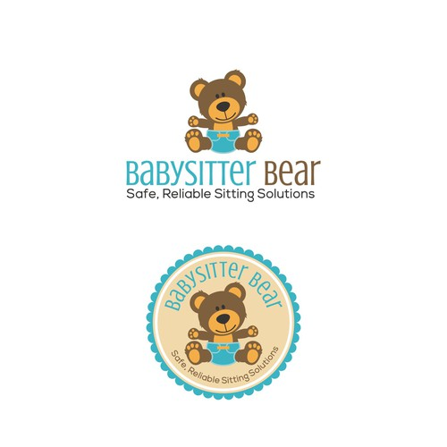Create The Next Logo For Babysitter Bear Contest Di Logo