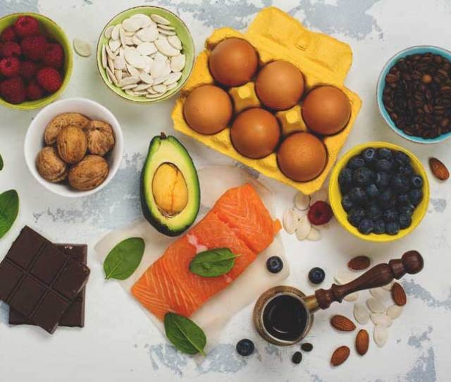High Fat Foods That Are Actually Super Healthy