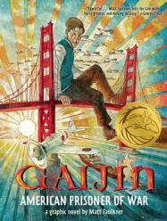 Gaijin, Prisoner of War