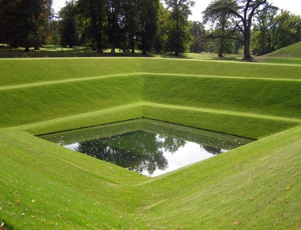 Boughton House Garden