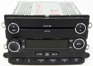 Ford Taurus X 20082009 Factory Stereo 6 Disc Changer MP3