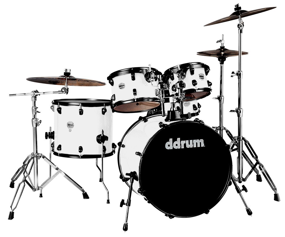 Ddrum Journeyman Player Gen2 5 Piece Drum Kit