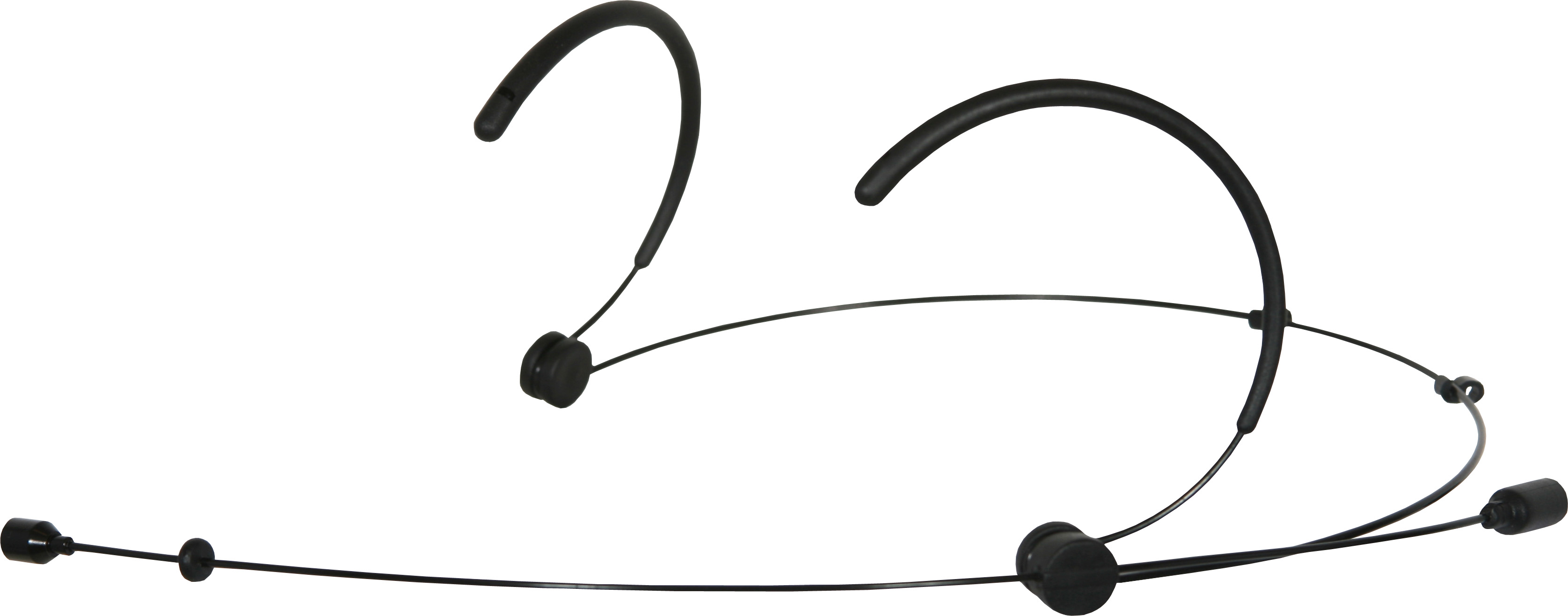 Galaxy Audio Hs3 Obk Gal Black Lightweight Headset