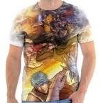 Camiseta camisa anime hunter x hunter otaku 7