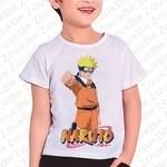 Camiseta personalizada Anime Naruto
