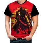 Camiseta camisa fullmetal alchemist brotherhood edward roy 1