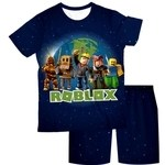 Pijama infantil roblox pjmc