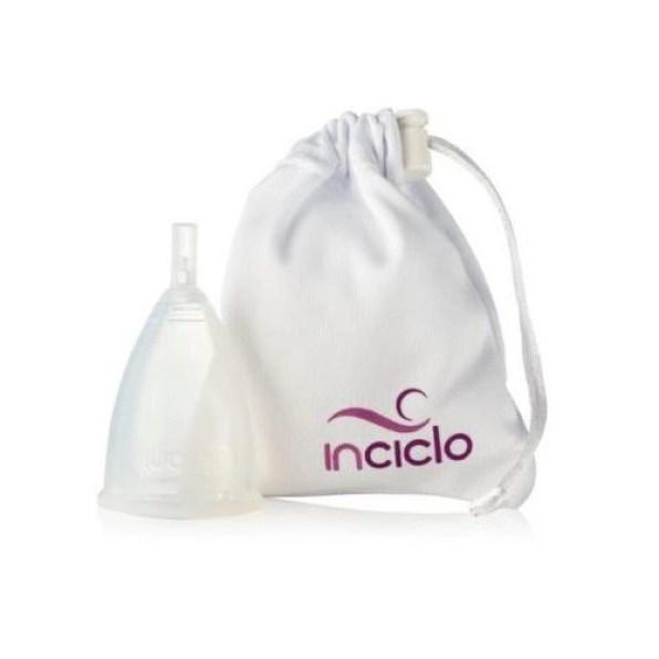 Foto 2 - Coletor Menstrual Inciclo - Tipo A - Formato Copo Ou Copinho