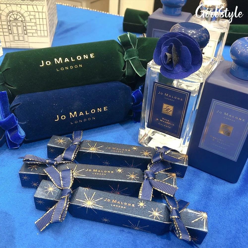 Jo Malone聖誕限定「午夜秘藍」包裝唯美登場   GirlStyle 臺灣女生日常