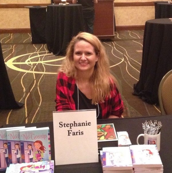Author event with Stephanie Faris, Gail Nall and Debbie ...