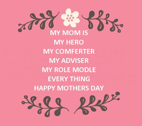 Happy Mothers Day 2018 Wishes - Greetings - Quotes ...