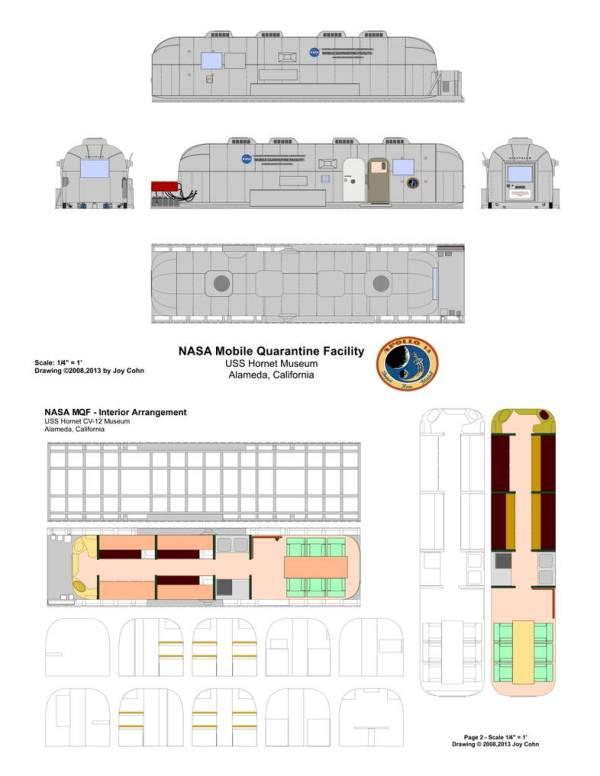 Airstream NASA Mobile Quarantine Facility by jcohn on ...