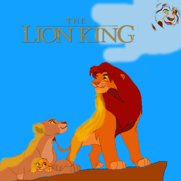 the lion king poster 2 by kingmufasa22
