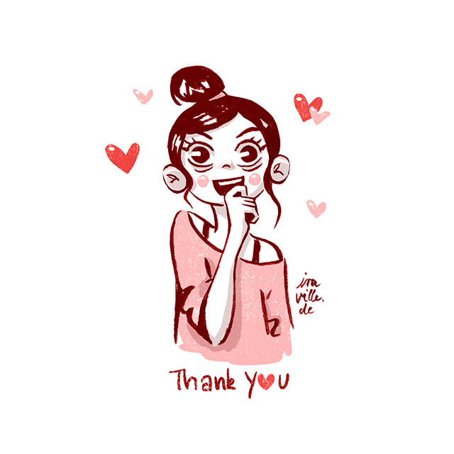 Thank You Gif Animation By Iraville On Deviantart