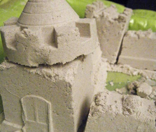 Moon Sand Castles By Jessica Dee